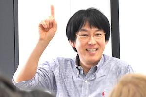 藤倉健雄さん/パントマイミスト