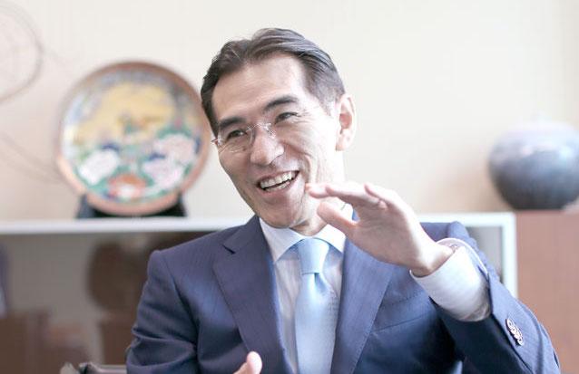 朝倉智也さん/モーニングスター株式会社代表取締役社長