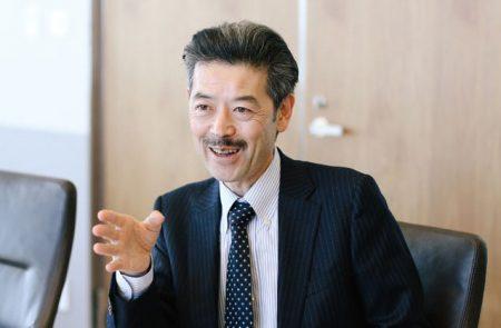 キャメルヤマモトさん/コンサルタント・ブレークスルー大学教授