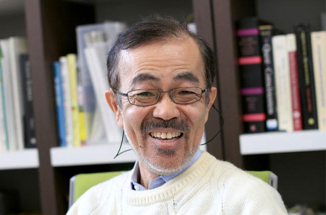 藤田一郎さん/理学博士・大阪大学大学院生命機能研究科教授