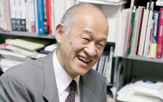 深尾光洋さん/経済学者