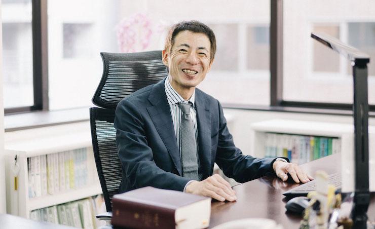 福間智人さん/弁護士