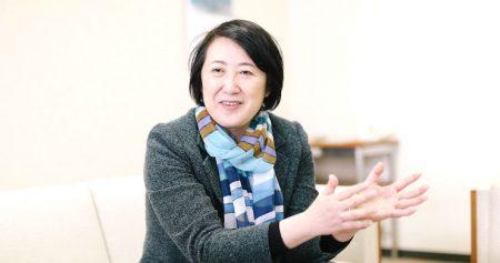 福沢恵子さん/ジャーナリスト
