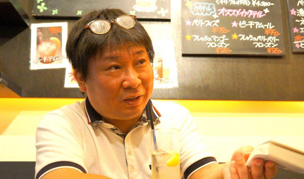 後藤武士さん/作家・教育評論家