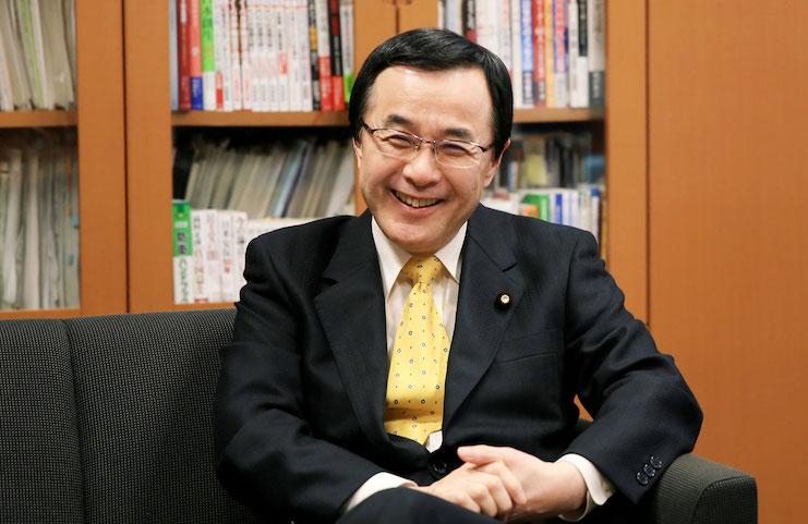 浜田和幸さん/国際政治経済学者