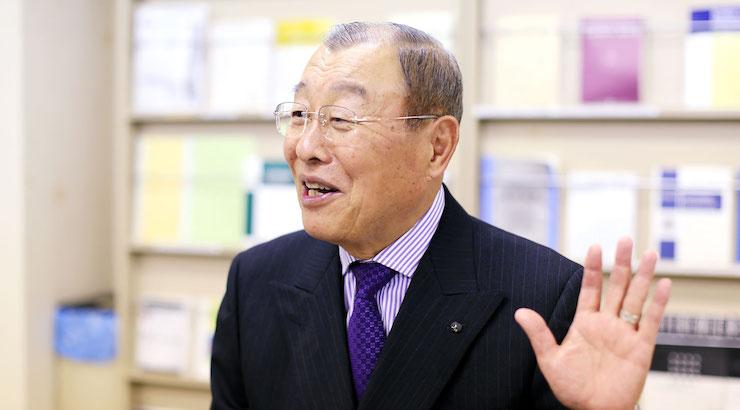 春井久志さん/関西学院大学経済学部教授
