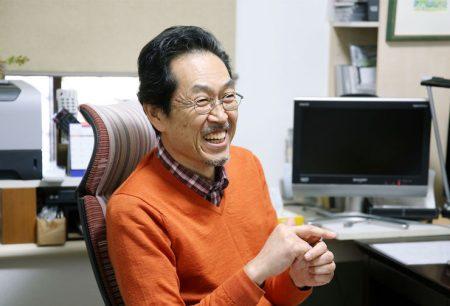 長谷部光雄さん/のっぽ技研代表