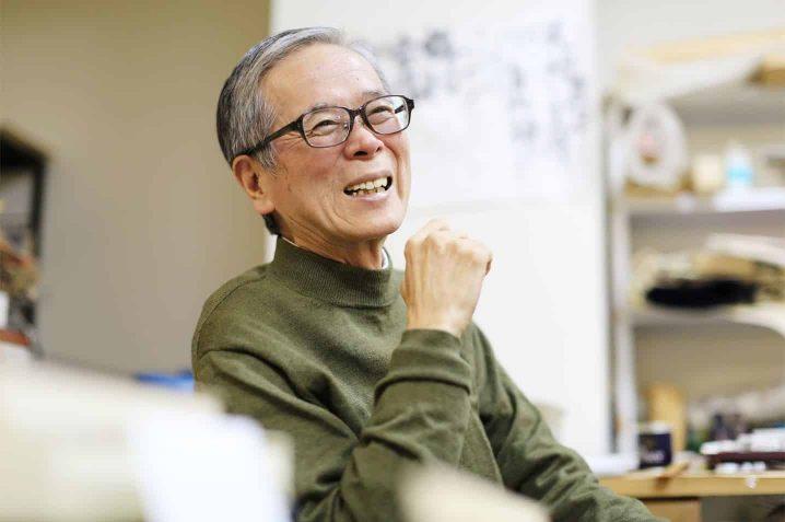 長谷川法世さん/漫画家