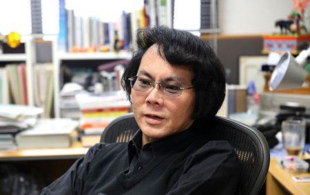石黒浩さん/ロボット工学者