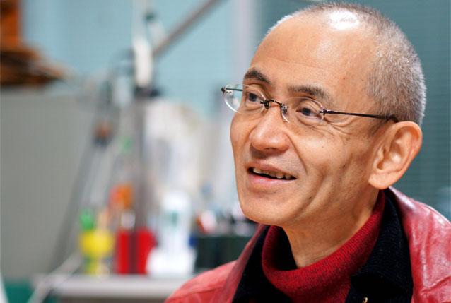 鎌田浩毅さん/地球科学者・京都大学名誉教授