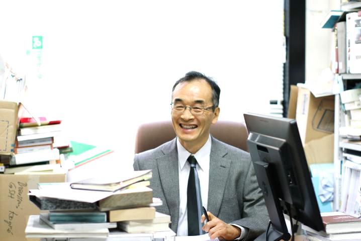 金森修さん/哲学博士