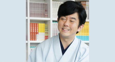 金谷俊一郎さん/歴史コメンテーター・日本普及機構代表理事・日本史講師