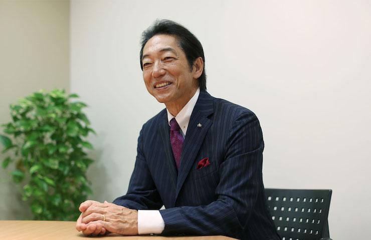 蟹瀬誠一さん/国際ジャーナリスト・明治大学国際日本学部教授