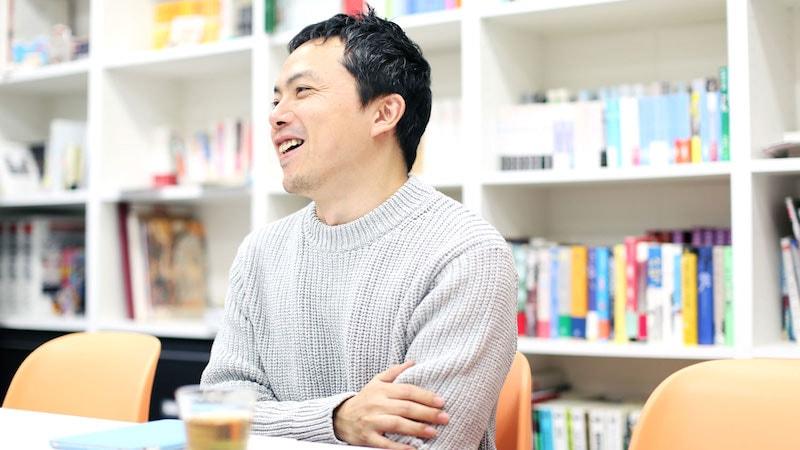 古賀史健さん/ライター、編集者