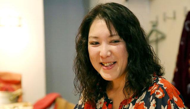 小池田マヤさん/漫画家