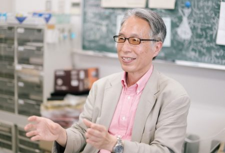今野紀雄さん/数学者