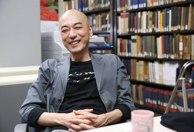 熊野純彦さん/東京大学文学部教授(専門倫理学・哲学史)