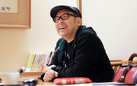 久米信行さん/久米繊維工業株式會社会長