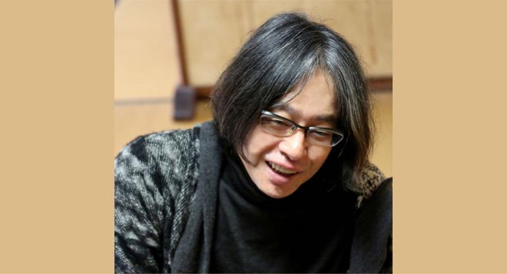 町田康さん/小説家・ミュージシャン