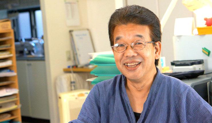 幕内秀夫さん/管理栄養士