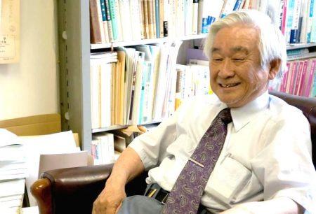 益川敏英さん/理論物理学者