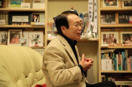 松田忠徳さん/旅行作家・モンゴル研究家・文学博士・医学博士