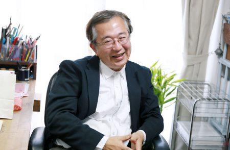 中川越さん/生活手紙文研究家・著述家