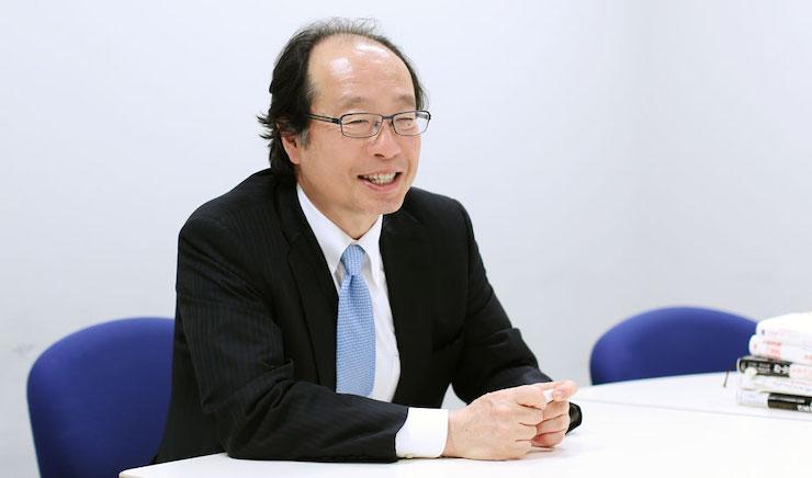 名和高司さん/経営学者・一橋大学大学院国際企業戦略研究科教授