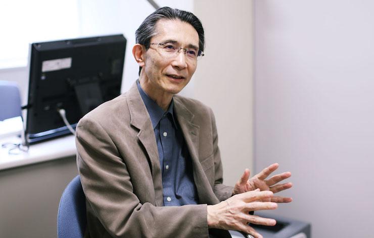 西垣通さん/情報工学者・東京経済大学コミュニケーション学部教授