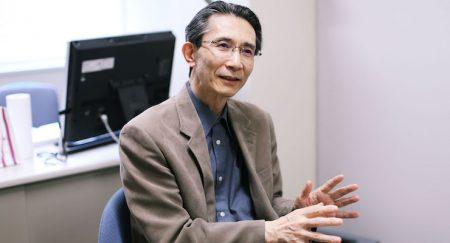 西垣通さん/情報学者・東京大学大学院情報学環名誉教授