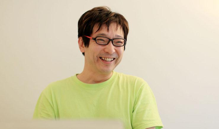 斉藤徹さん/起業家、ループス・コミュニケーション代表取締役