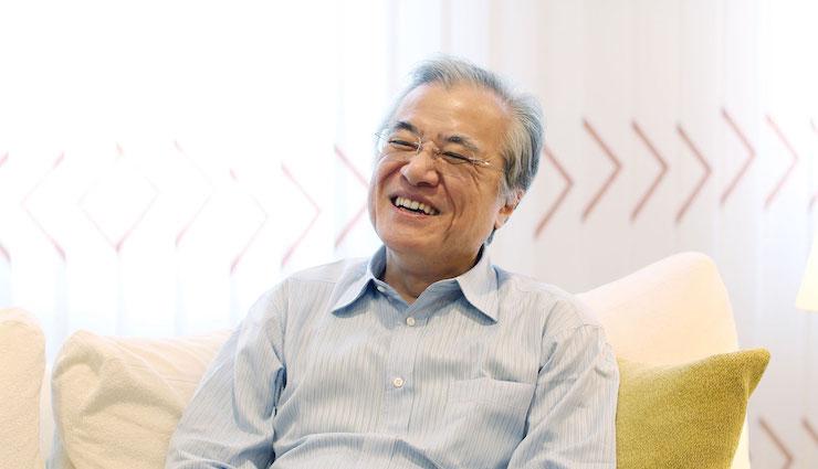 坂村健さん/電脳建築家・YRPユビキタスネットワーキング研究所所長