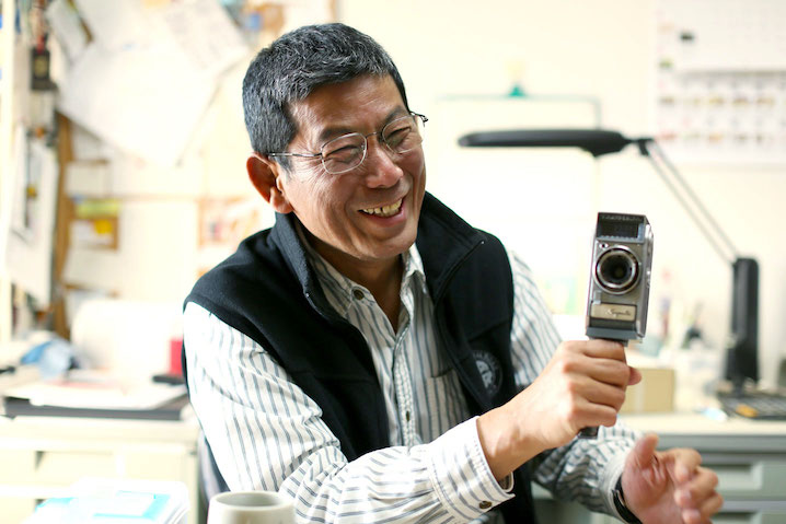 櫻井寛さん/鉄道写真家・フォトジャーナリスト