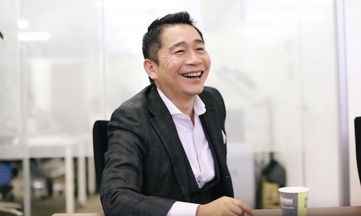 柴田励司さん/株式会社IndigoBlue代表取締役社長