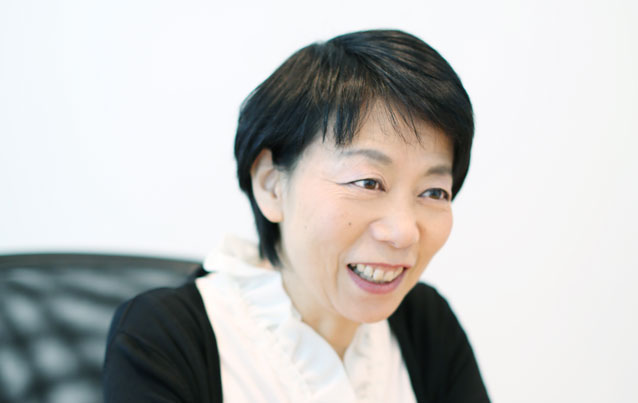 菅原裕子さん/NPO法人「ハートフルコミュニケーション」代表理事・コーチング専門家