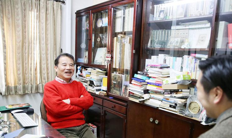 鈴木晶さん/舞踊評論家、舞踊史家、翻訳家・法政大学名誉教授