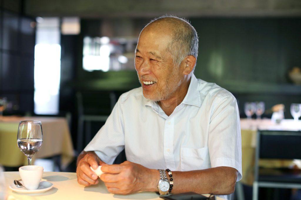 田川一郎さん/テレビプロデューサー