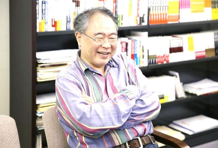 高橋洋一さん/経済学者