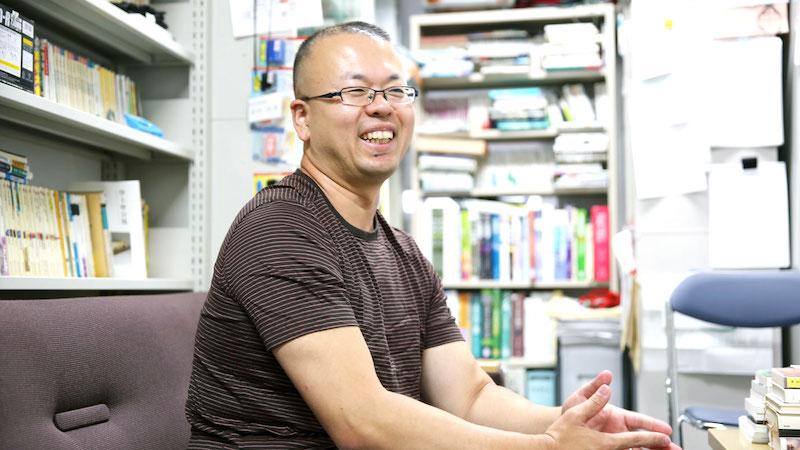 武村政春さん/東京理科大学教授