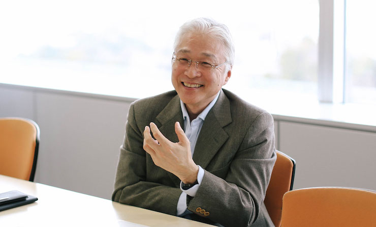 高山直さん/EQグローバルアライアンスエグゼクティブマスター