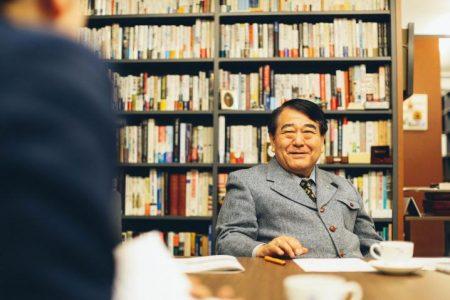 寺島実郎さん/思想家・多摩大学学長