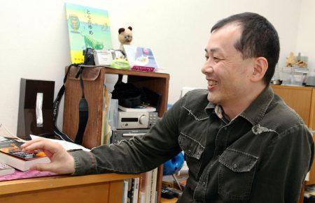 戸梶圭太さん/小説家