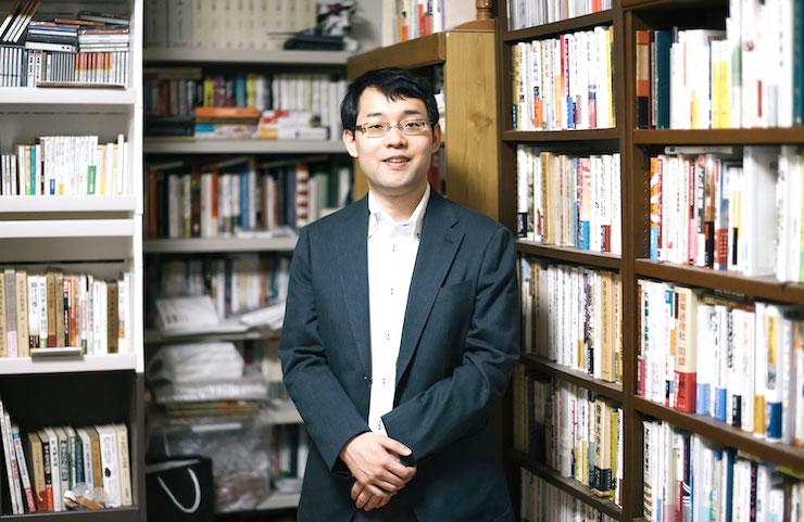 辻田真佐憲さん/文筆家・近現代史研究者