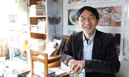 内山昭一さん/昆虫料理研究家