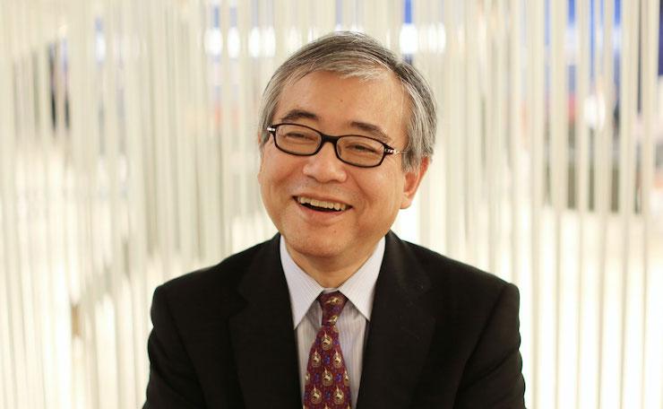 上山信一さん/経営コンサルタント・慶應義塾大学総合政策学部教授