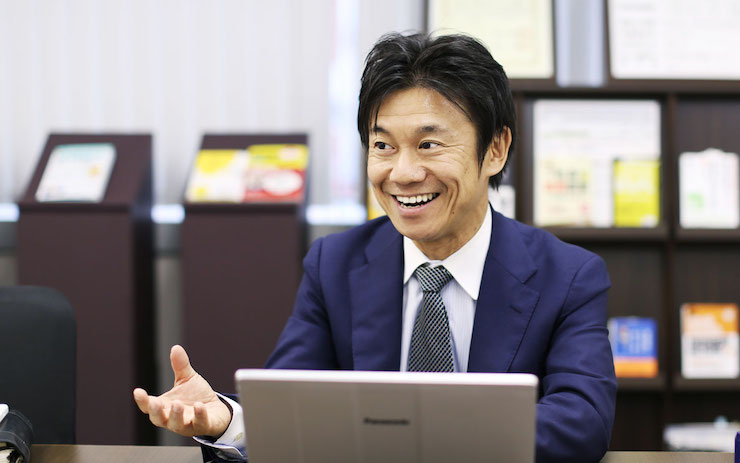 内海正人さん/社会保険労務士