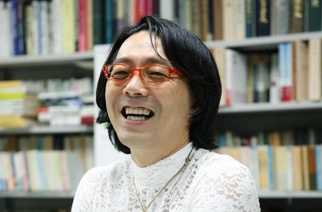 安冨歩さん/経済学者・東京大学東洋文化研究所教授