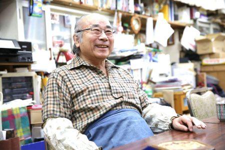 吉田功さん/京指物伝統工芸士