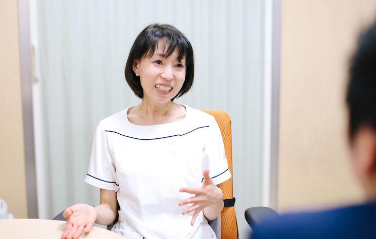 吉木伸子さん/よしき皮膚科クリニック銀座院長
