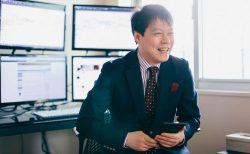 陳満咲杜さん/投資家・陳アソシエイツ代表